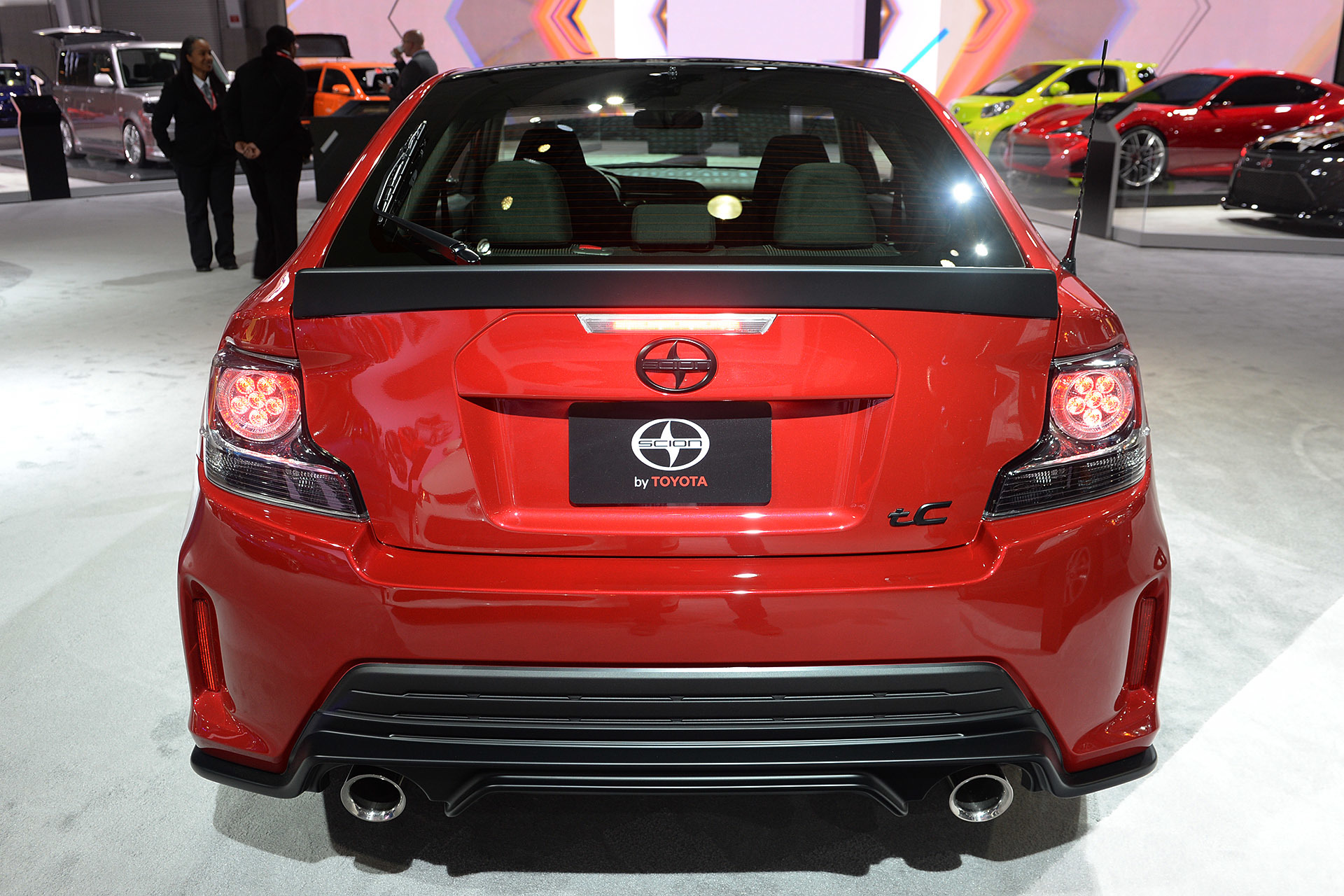 2017 Scion Tc Release Series 10 0 New York 2016 Photo Gallery Autoblog