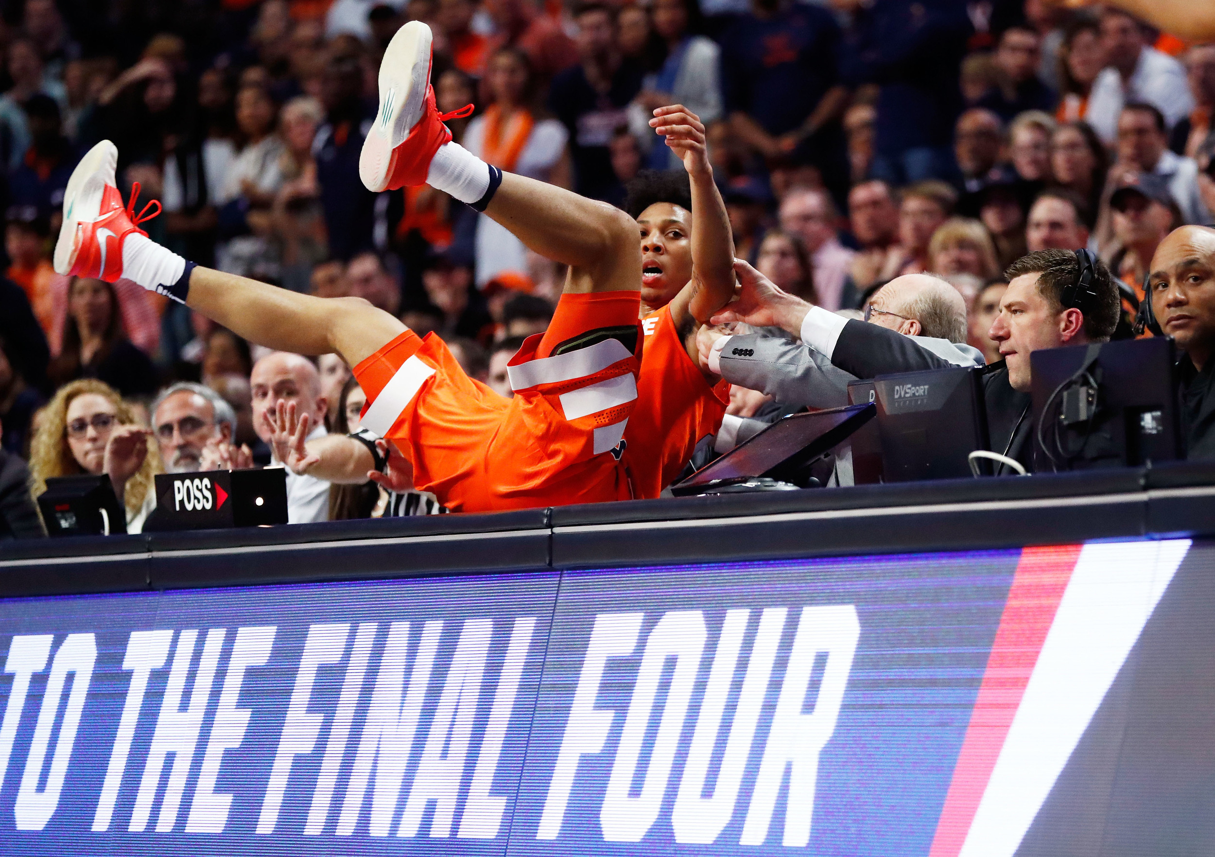 Final Four Odds: Opening Lines, Point Spreads