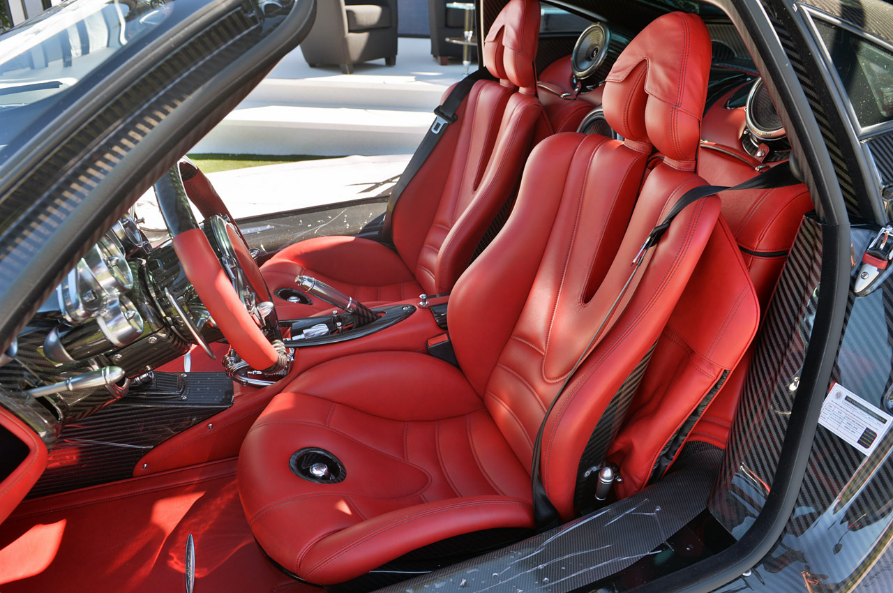Pagani Huayra Full Cf Red Interior Us Specs 76058 Forum