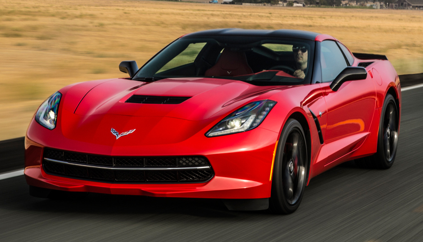2014 Chevrolet Corvette Stingray Test Drive HD Wallpapers Download free images and photos [musssic.tk]
