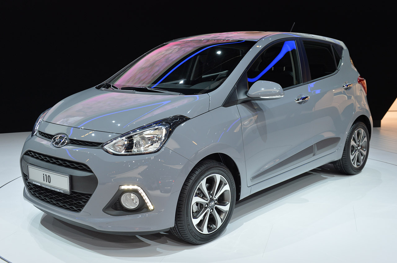 2013 Hyundai I10 Frankfurt Photo Gallery Autoblog Wiring Diagram