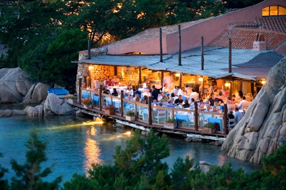 Best Restaurants In Port Cervo