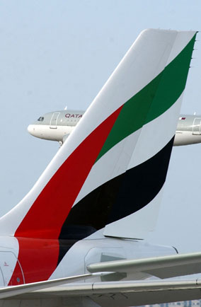 emirates tail logo - photo #30