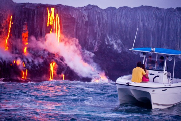 Volcano Guided Tours Big Island