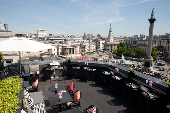 Bar With A View London S Best Lofty Lookout For Summer