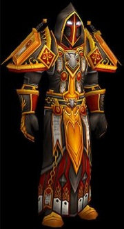 Leveling build for a Retribution Paladin