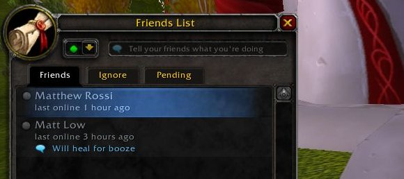 Wow Eu Forums Realm Status