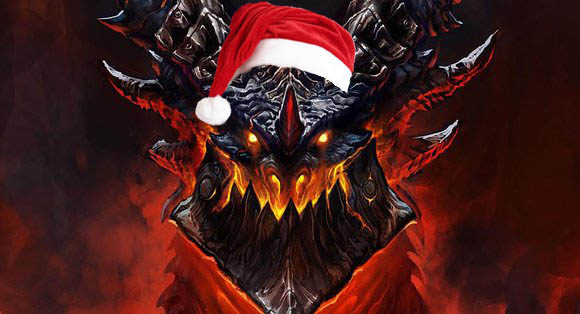 breakfast topic merry christmas from wow insider - World Of Warcraft Christmas