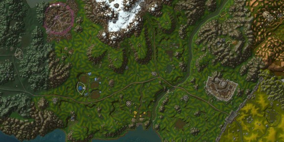 More wow maps using the google maps api gumiabroncs Gallery