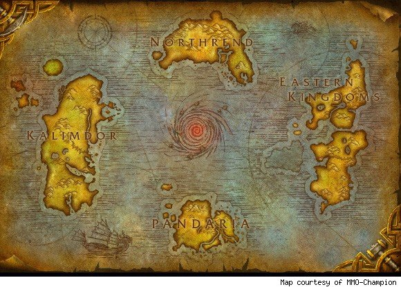 The top 10 most beautiful spots in wow gumiabroncs Choice Image