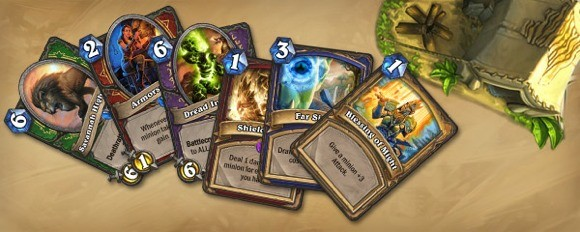 Hearthstone Card Deck Builds