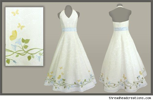 Design Your Own Wedding Dress Online Program 33