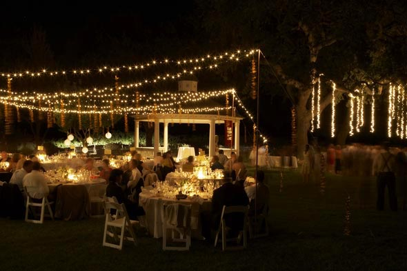 Backyard Wedding In May With No Dance Floor?