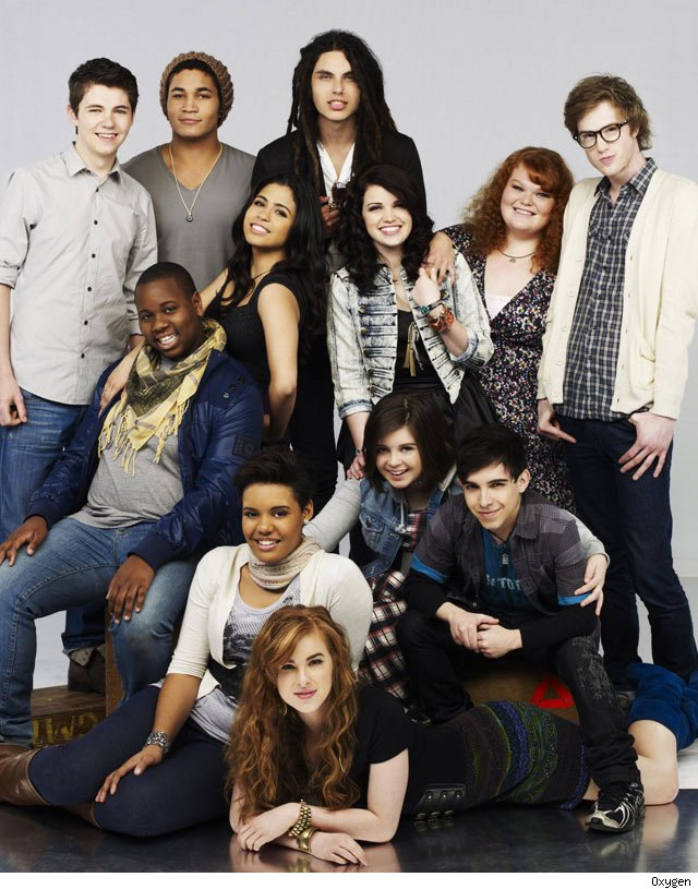 meet the cast of glee project wiki