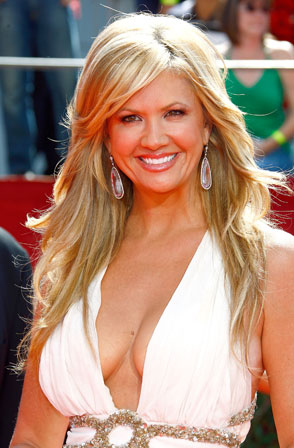 Nancy o dell boobs