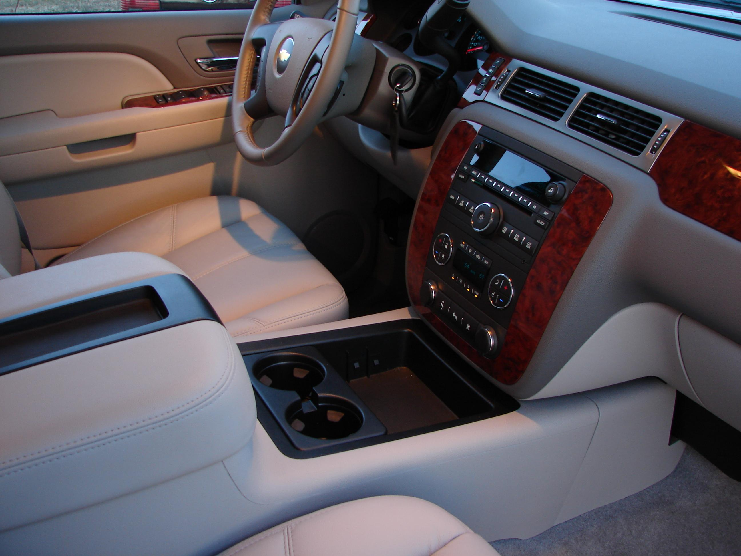 2007 chevy suburban interior accessories - Chevy truck interior accessories ...