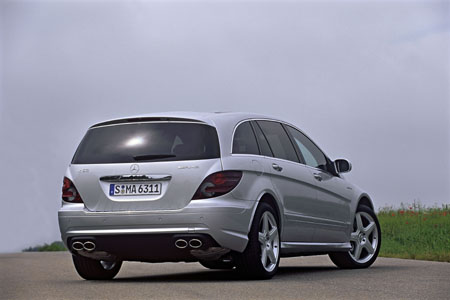 go-fast grocery-getter: mercedes-benz r63 amg 4matic - autoblog