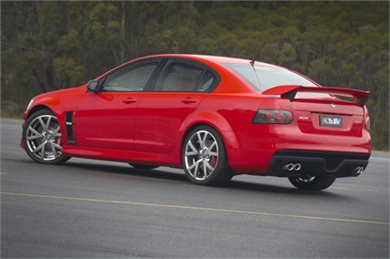 Holden HSV E-Series lineup unveiled - Autoblog