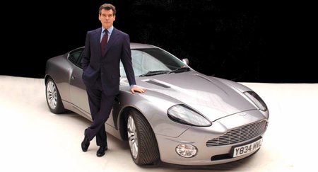 james bond die another day car - photo #31