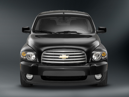 Chevy Hhr Fall Limited Edition