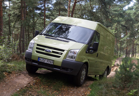 ford transit gets 4wd autoblog. Black Bedroom Furniture Sets. Home Design Ideas