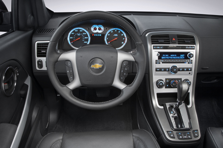2008 Chevy Equinox Sport One S Shy Of An Ss Autoblog