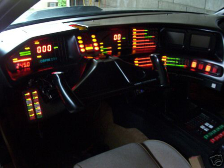 Knight Rider Car For Sale >> Ebay Find Of The Day Kitt Up For Sale Autoblog