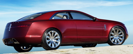 why no suicide doors on the lincoln mkr. Black Bedroom Furniture Sets. Home Design Ideas