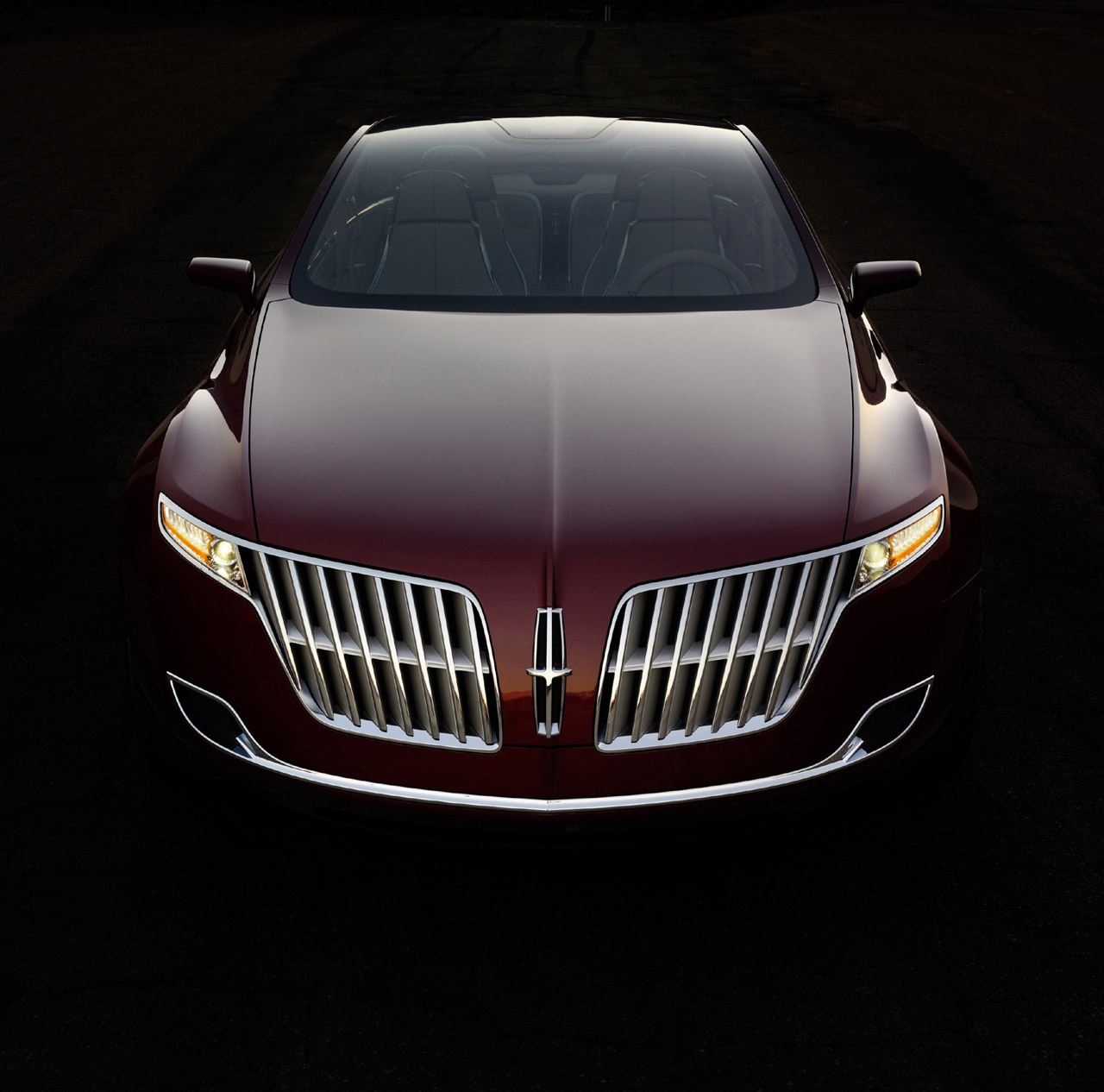 Lincoln MKR Concept Photo Gallery