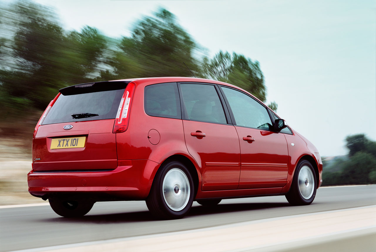 Pre Owned Cars >> 2008 Ford C-MAX Photo Gallery - Autoblog