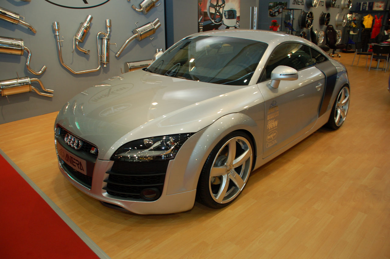 Audi Certified Pre Owned >> Audi TT R8 Photo Gallery - Autoblog