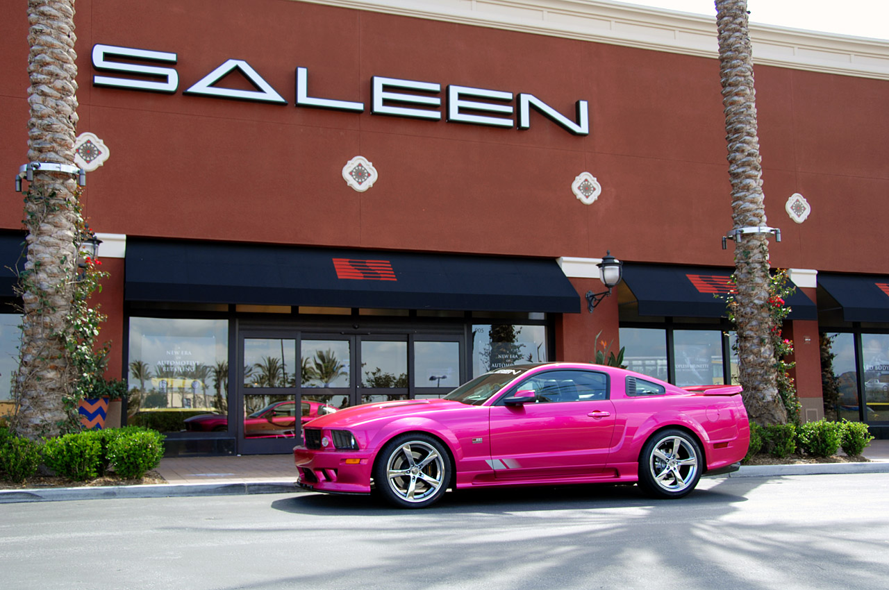 Acura Certified Pre-Owned >> Saleen Molly Pop Mustang Photo Gallery - Autoblog