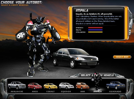 transformers 2007 meet the autobots