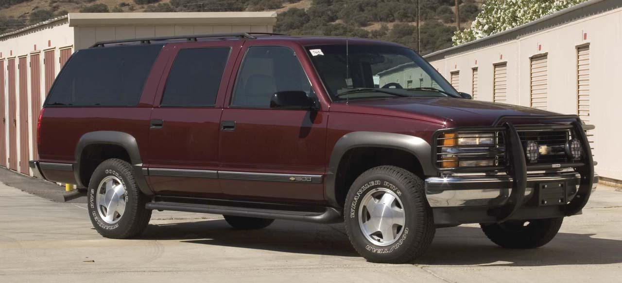 Tony Soprano's Chevy Suburban Photo Gallery - Autoblog