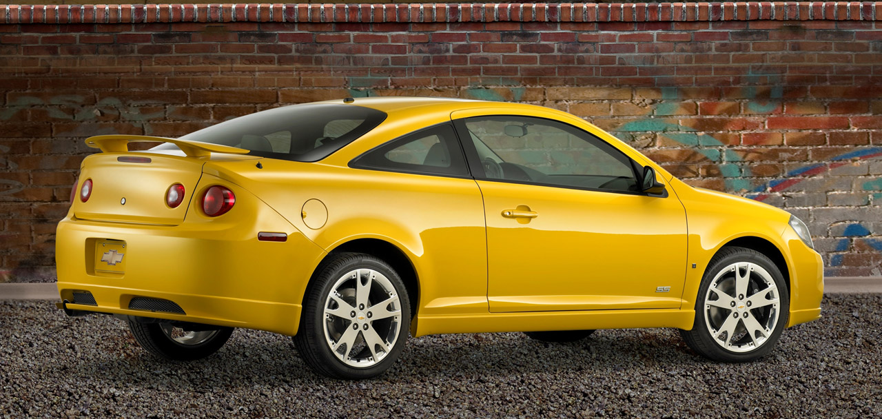 Acura Certified Pre-Owned >> 2008 Chevy Cobalt SS Photo Gallery - Autoblog