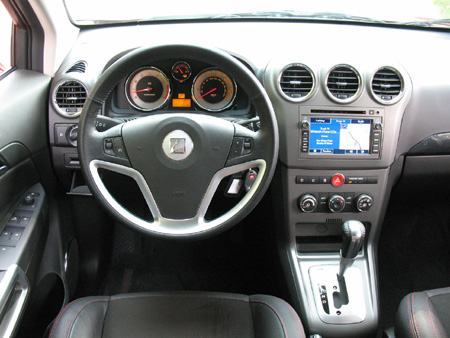 The Driver S Seat A Pull On Metallic Trimmed Handle Closes Door With Satisfying Thud That Was Conuously Absent In Previous Gen Vue