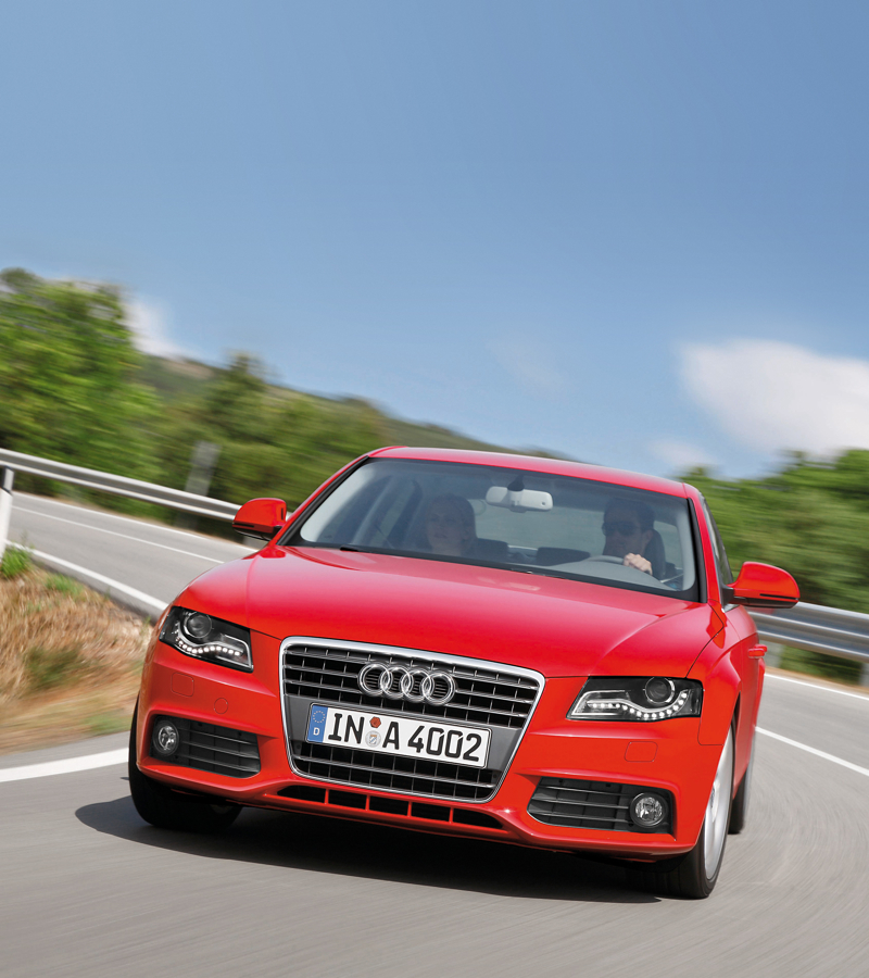 Audi A4 Plug-in Hybrid Coming In 2014