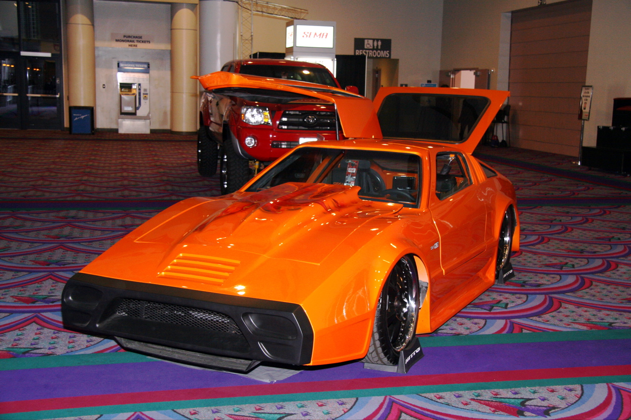 Acura Certified Pre-Owned >> Bricklin SV1 show car Photo Gallery - Autoblog