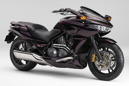 tokyo 2007 preview honda dn 01 motorcycle features automatic transmission. Black Bedroom Furniture Sets. Home Design Ideas