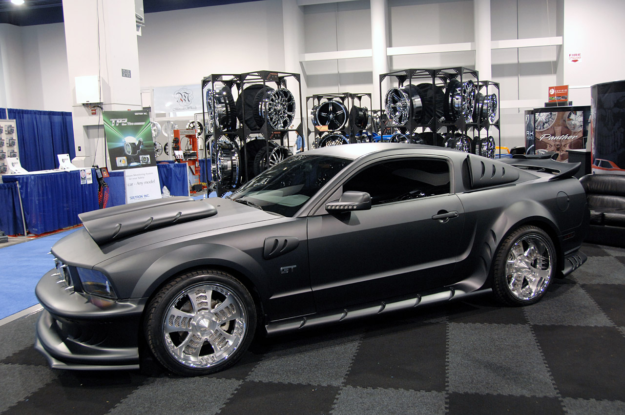 ugliest ford mustang ever photo gallery autoblog. Black Bedroom Furniture Sets. Home Design Ideas