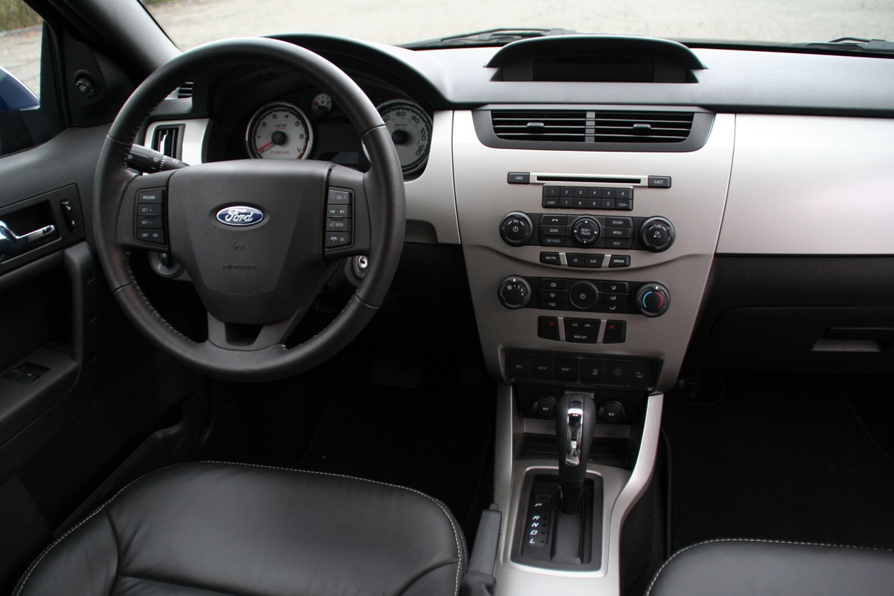 2008 Ford Focus Ses Coupe Photo Gallery Autoblog