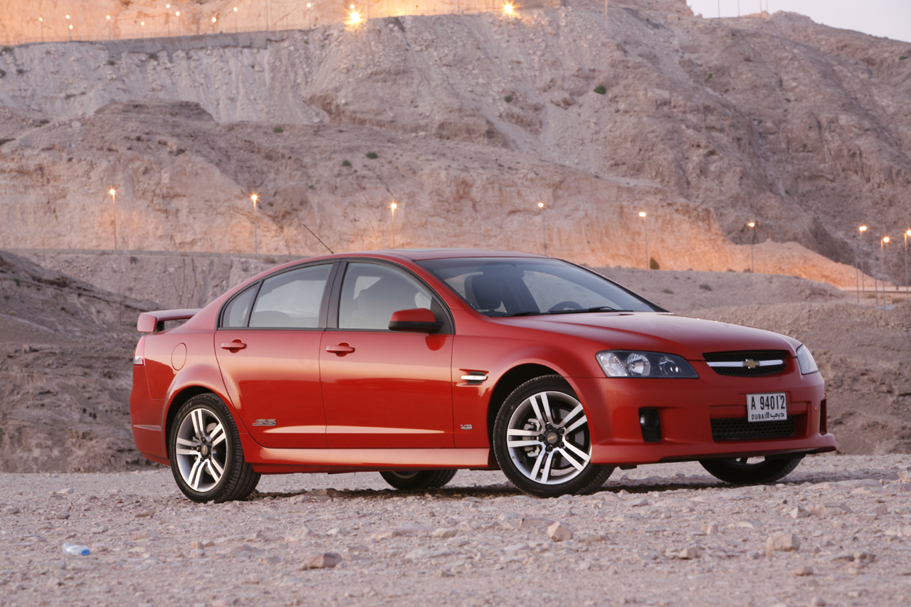 Acura Certified Pre Owned >> 2009 Chevy Lumina SS (Middle East) Photo Gallery - Autoblog