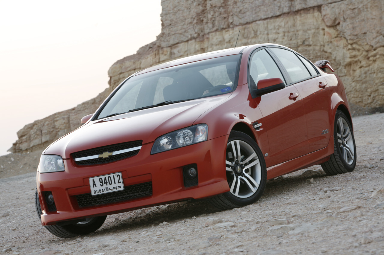 2009 Chevy Lumina SS (Middle East) Photo Gallery - Autoblog