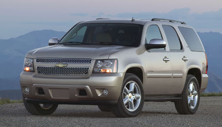 Chevy Tahoe Ltz Gets 6 2l V8