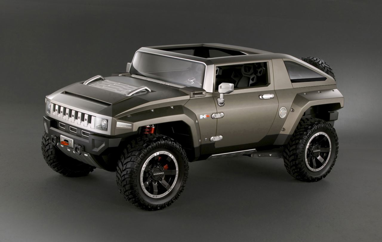 Hummer getting plans in order for H4 and H5 models