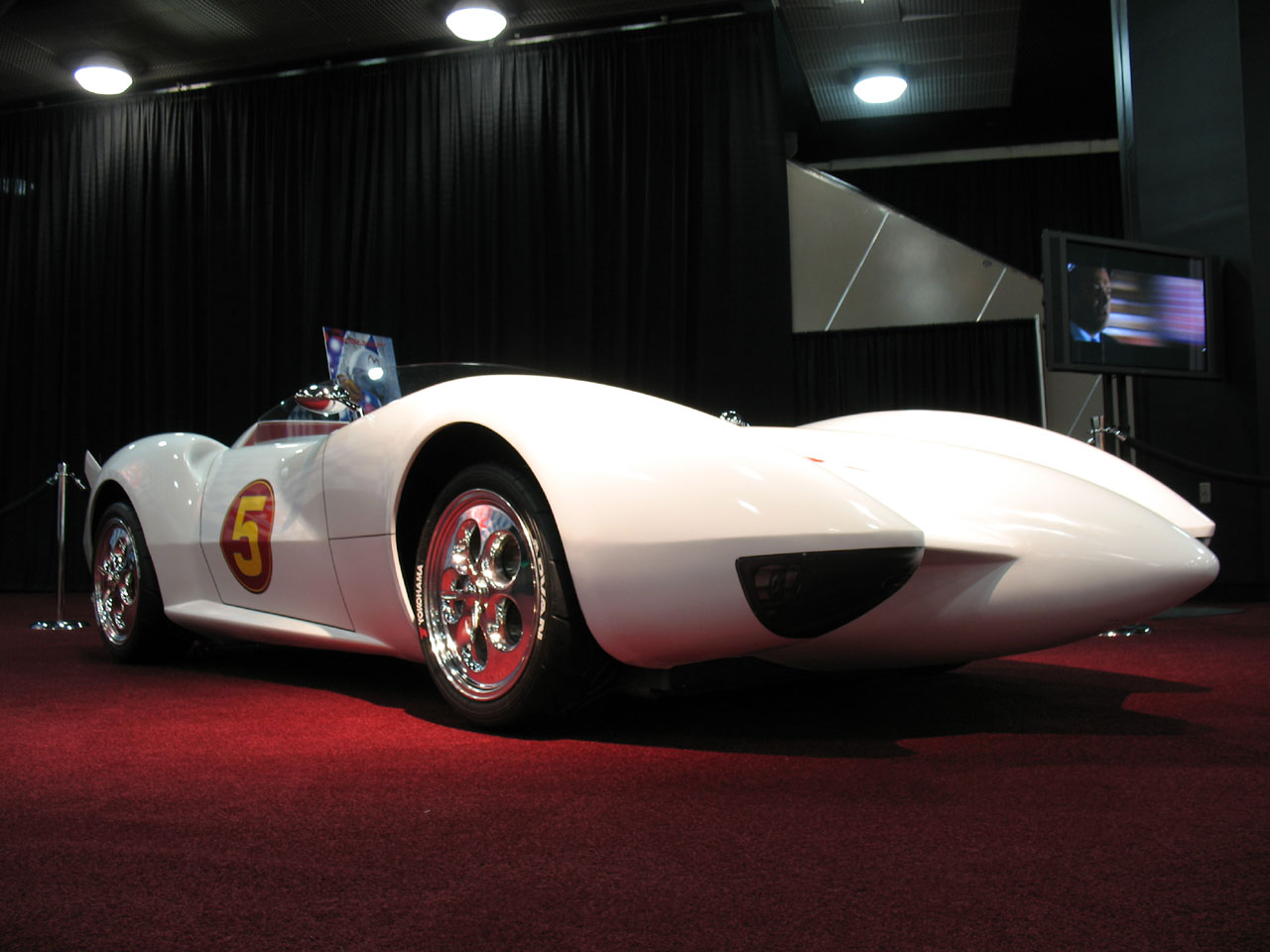 Honda Certified Pre-Owned >> 2008 Detroit: Speed Racer's Mach 5 Photo Gallery - Autoblog