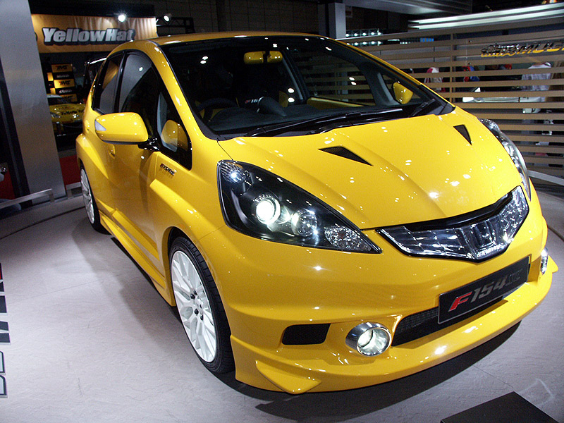 Acura Certified Pre Owned >> Mugen Honda Fit F154SC Photo Gallery - Autoblog