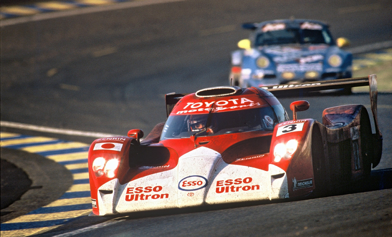toyota to field all new lmp1 at le mans next year autoblog. Black Bedroom Furniture Sets. Home Design Ideas