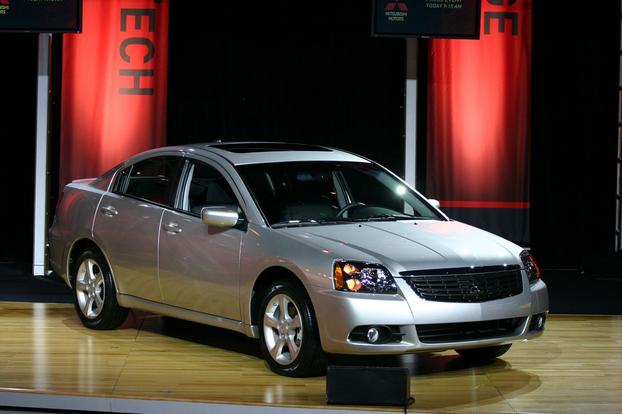 Certified Pre Owned Lexus >> 2009 Mitsubishi Galant Photo Gallery - Autoblog