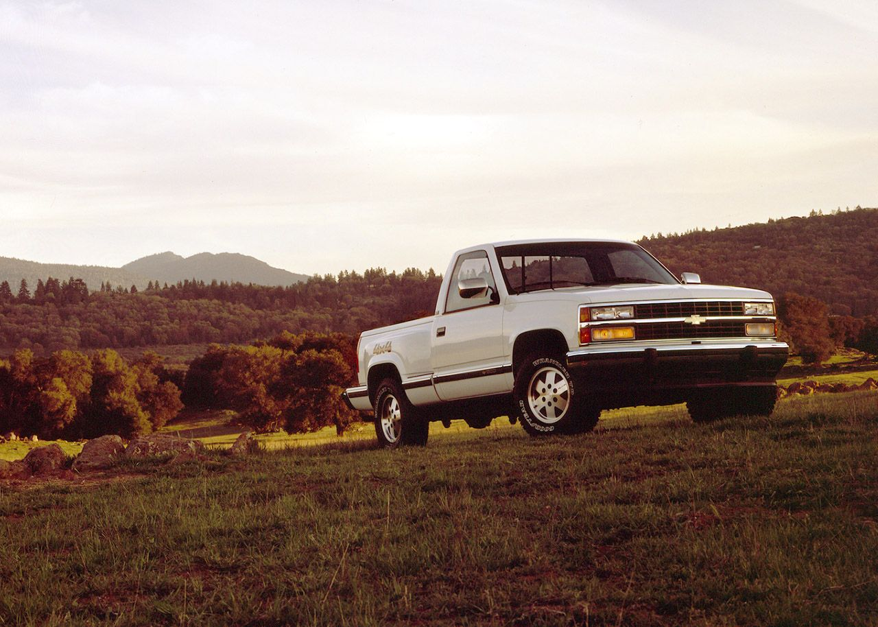 1991 Chevrolet Silverado trucks Photo Gallery - Autoblog